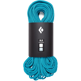 Black Diamond 8.5 Dry Rope 60m, blauw